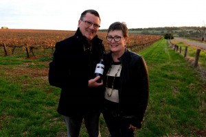 Steve Wiblin - Erin Eyes Wines